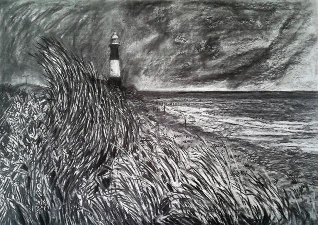 Robin Horspool - Spurn Lighthouse
