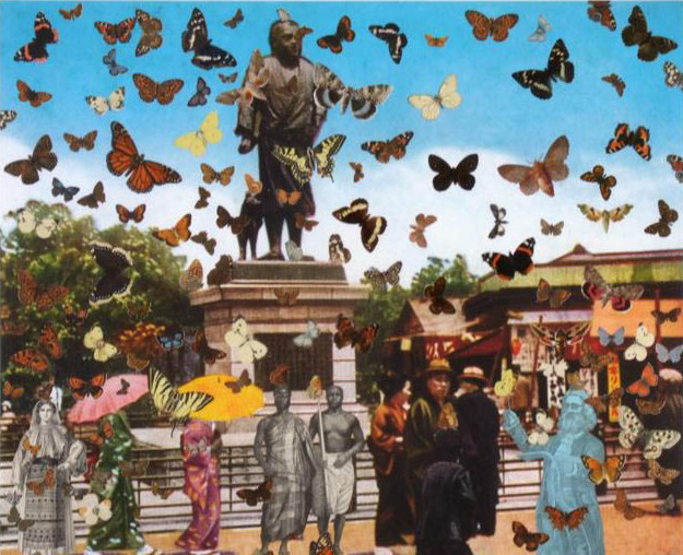 Peter Blake - The Butterfly Man in Tokyo