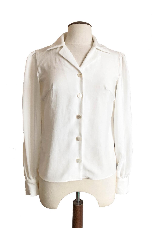 The Lillias blouse