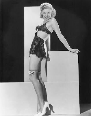 Ginger Rogers, the inspiration behind the tap pant