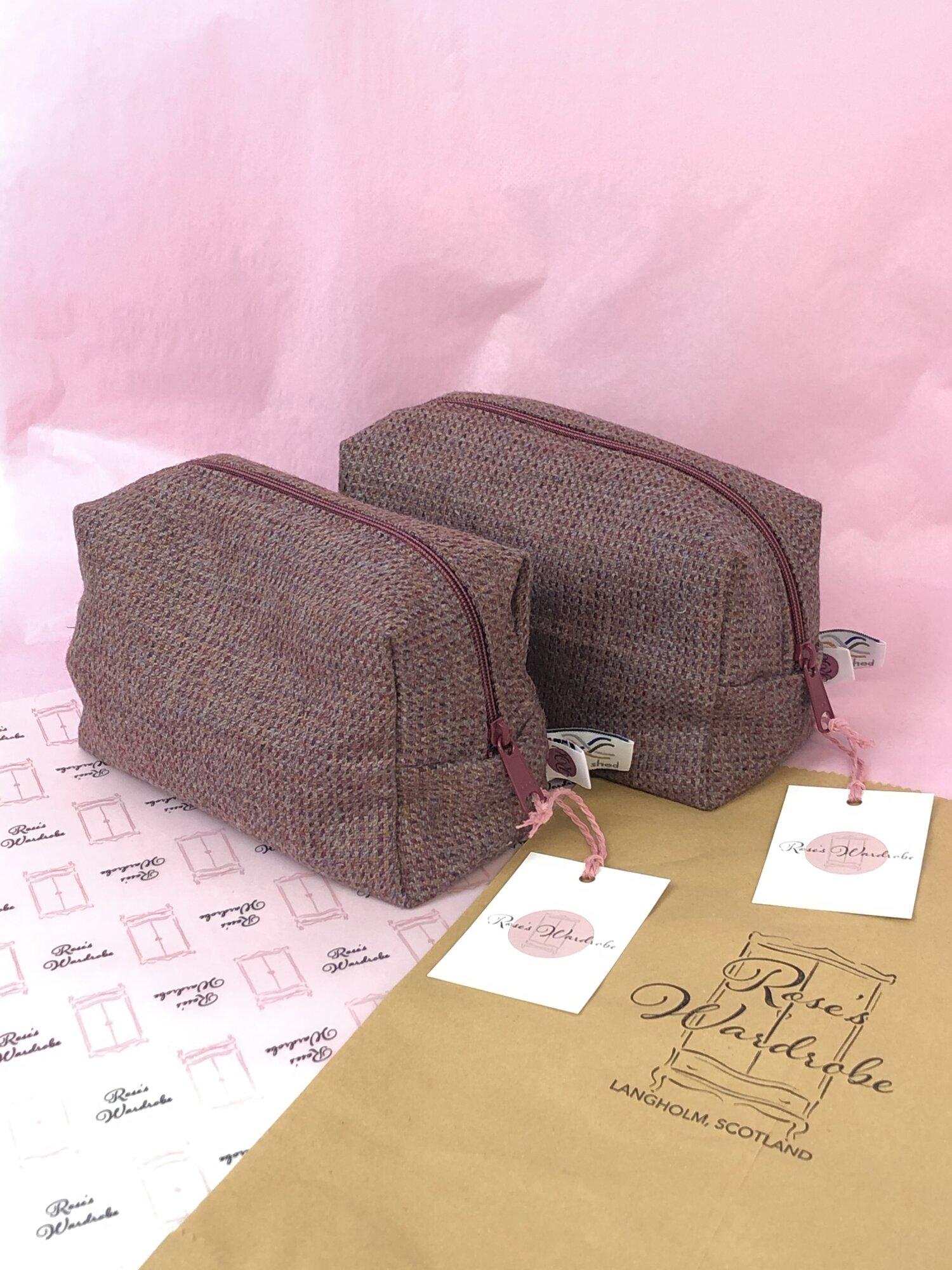 The 'Betsy' wash/make bag