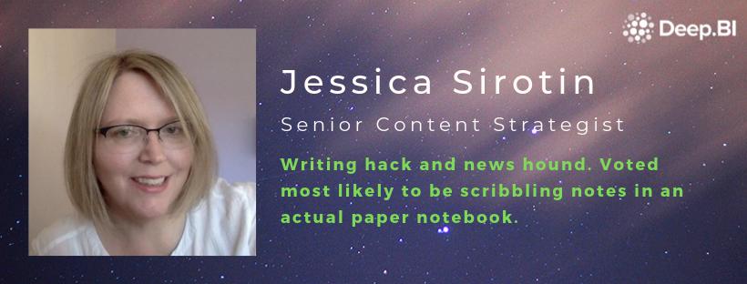 Jessica Sirotin - Senior Content Strategist
