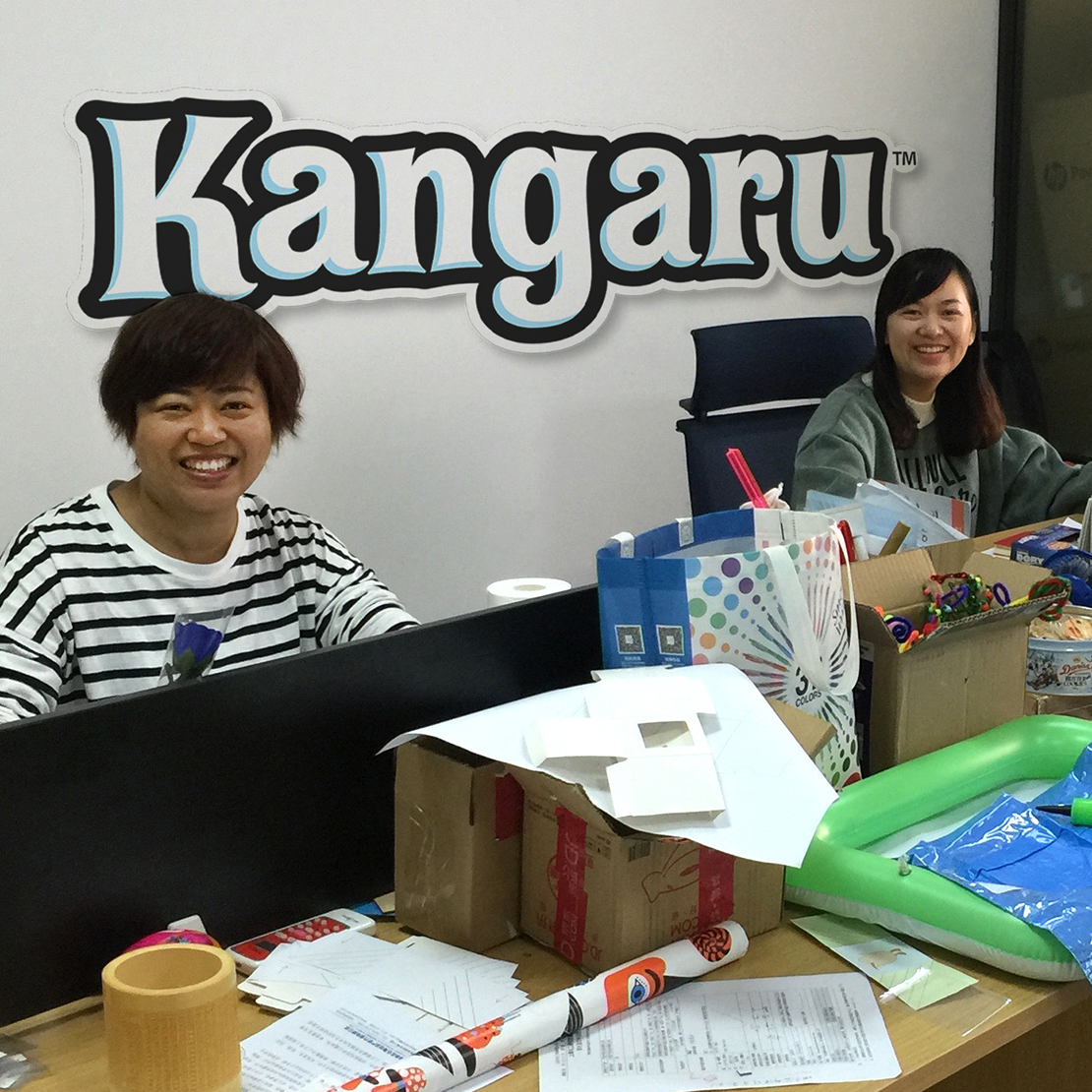 SOURCING & PRODUCT TEAM - The Ningbo Kangaru office is a dedicated sourcing team centrally located in China. We have solid relationships with trusted factories and manufacturers of stationery, activities, crafts, party, plush, paper, and toy products.