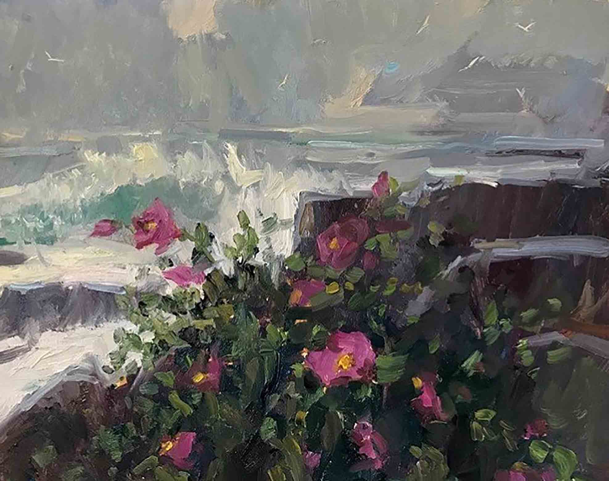 Roses and Surf