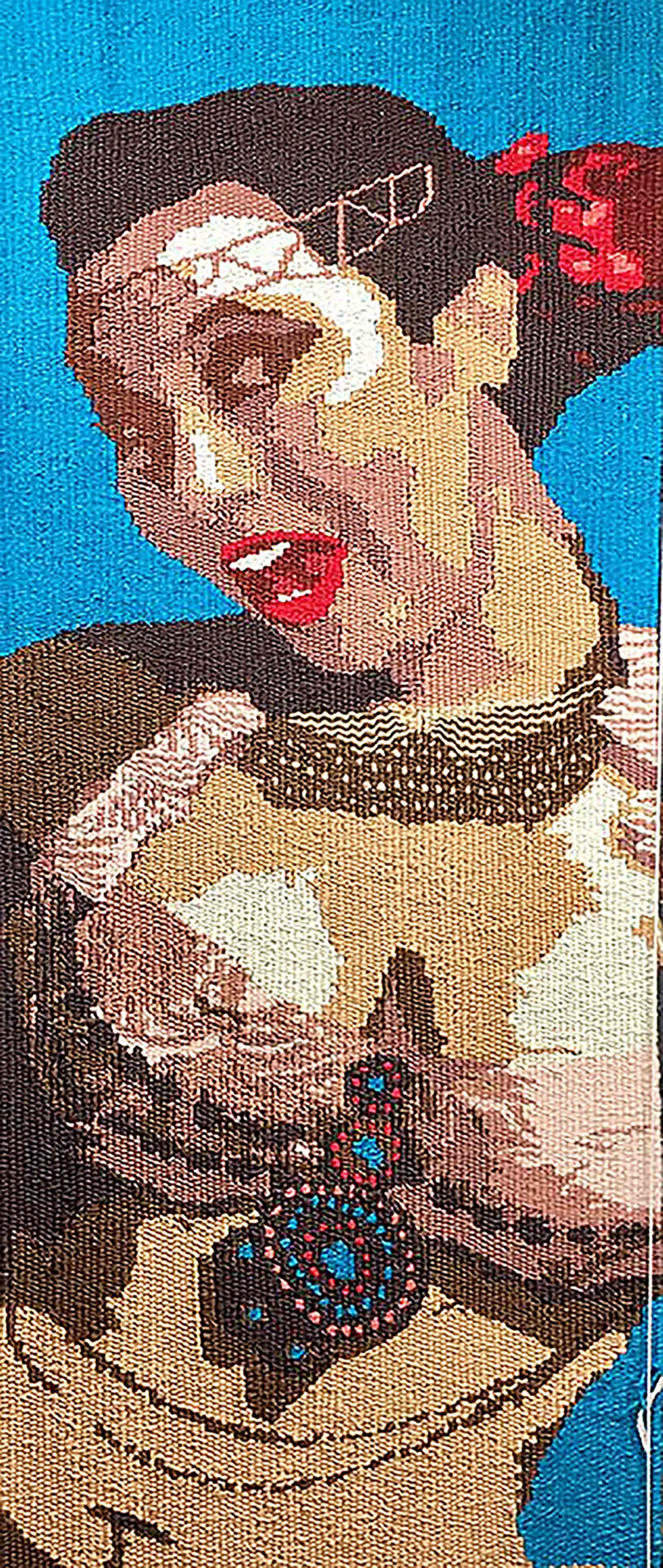 Untitled, Barbara Burns