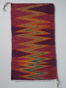Wedge Weave, Lou Abbott