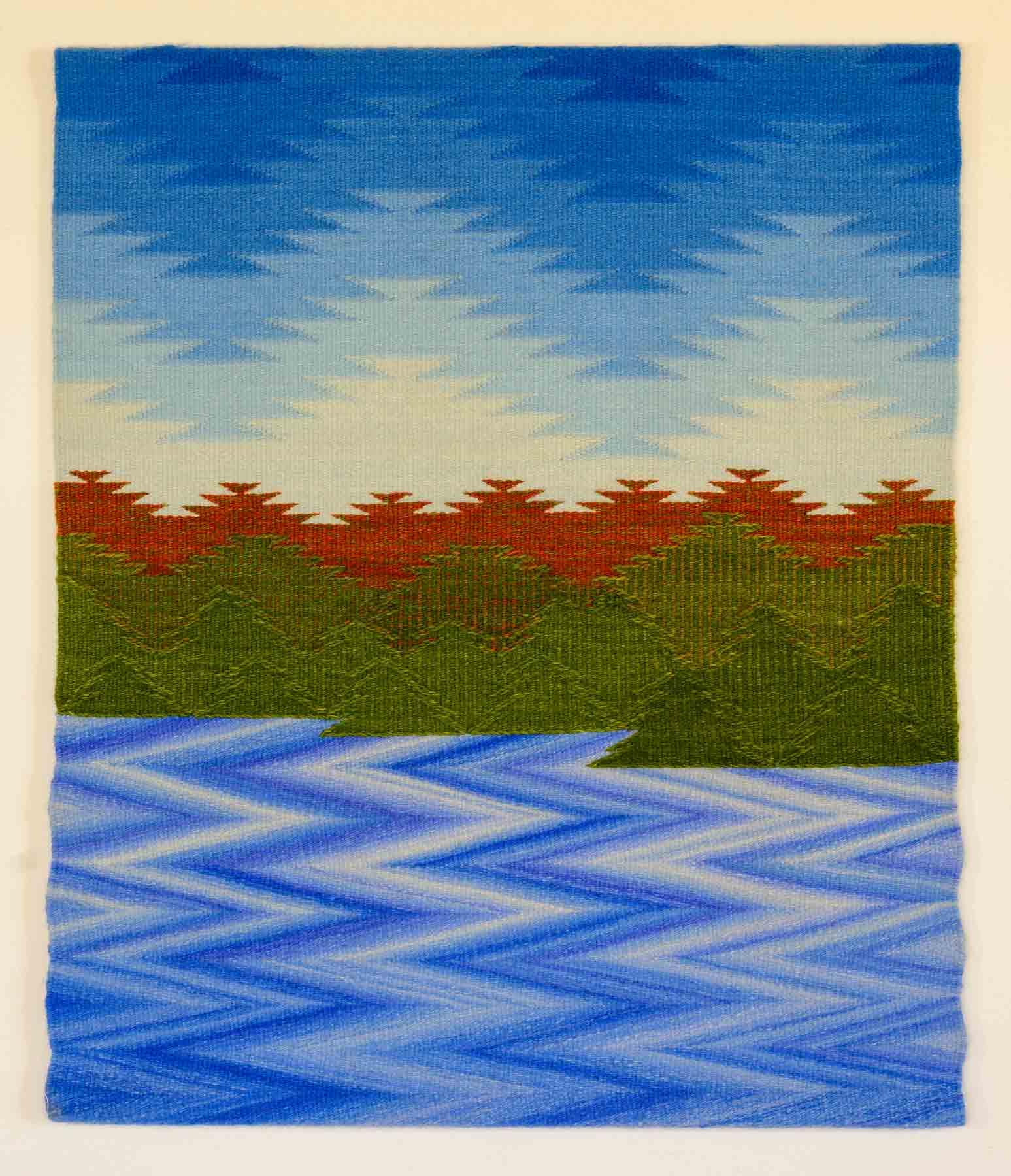 Lake Forest Sky, Sarah Warren