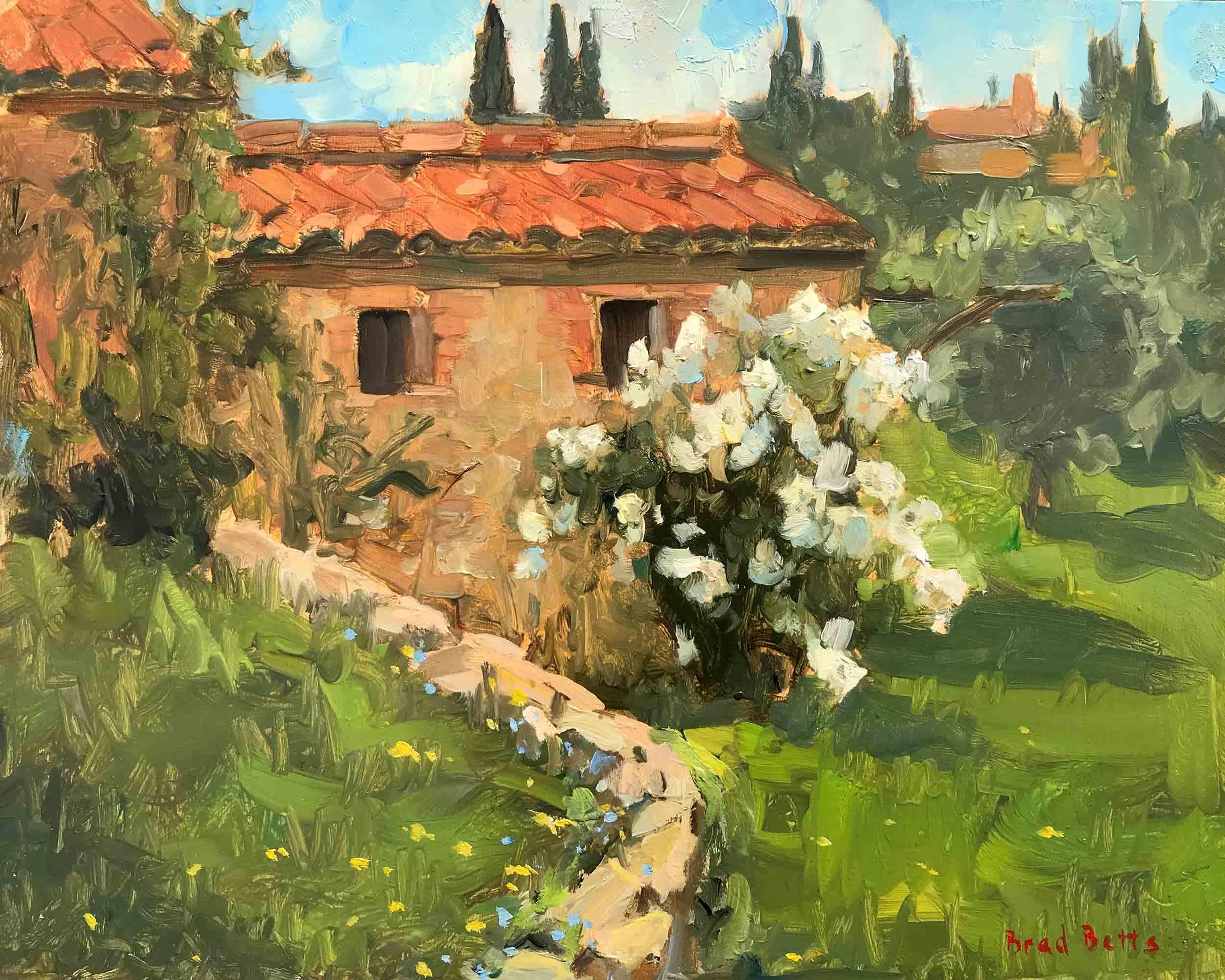 Tuscan Roses