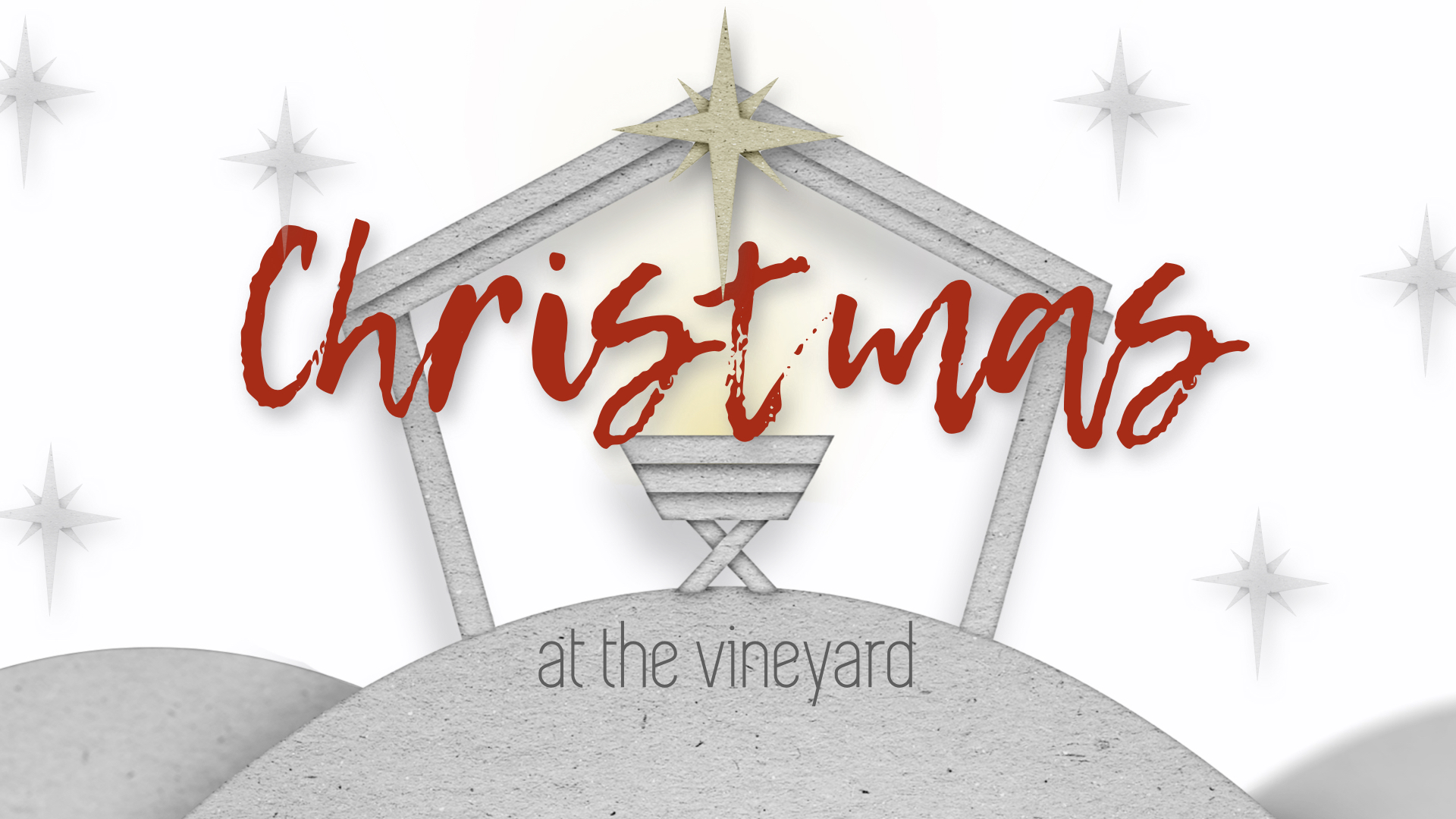 CHRISTMAS AT THE VINEYARD: FEAR NOT THIS CHRISTMAS - PHIL CHORLIAN | 12.9.2018 | WATCH