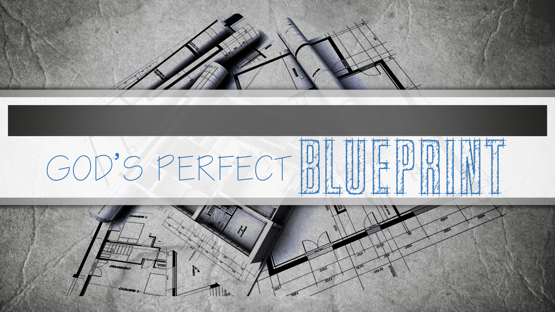 GOD'S PERFECT BLUEPRINT - DON & SUE SEHULSTER | 7.29.2018 | WATCH