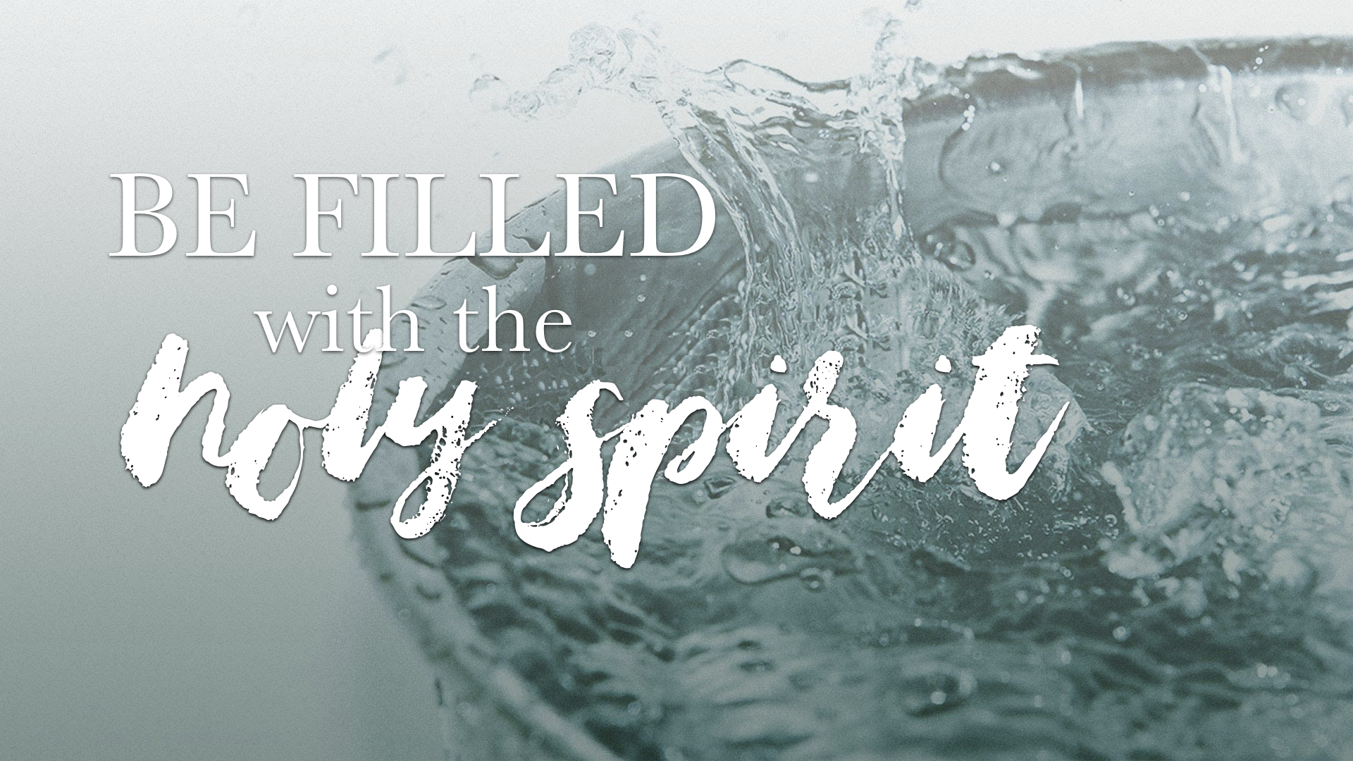 BE FILLED WITH THE HOLY SPIRIT - PHIL CHORLIAN | 10.1.2017 | WATCH