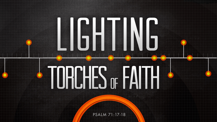 LIGHTING TORCHES OF FAITH - CRAIG SIMONIAN | 7.23.2017 | WATCH