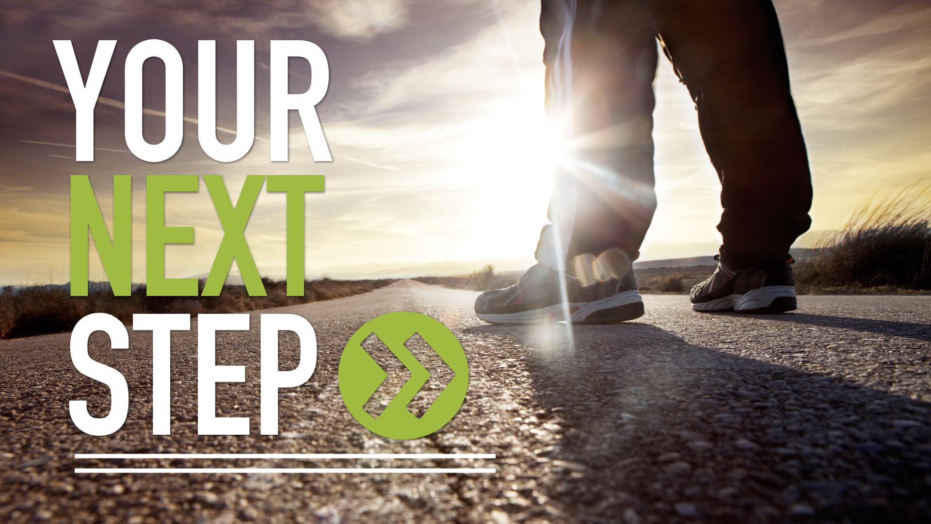 Your next step - Phil Chorlian | 09.01.2019 | WATCH | LISTEN