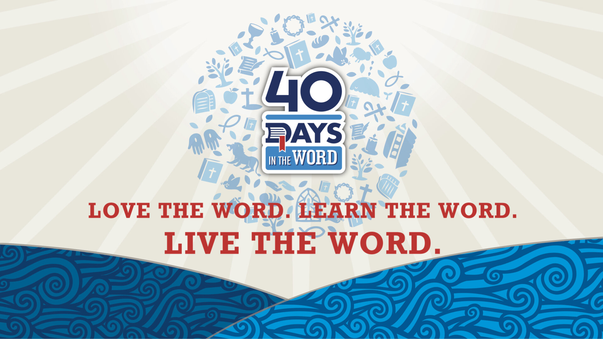 40 DAYS IN THE WORD | SERIES - BUILDING MY LIFE ON THE BIBLE | 10.06.2019 | WATCH | LISTENWHY CAN I TRUST THE BIBLE? | 10.13.2019 | WATCH | LISTENHOW THE BIBLE CHANGES US | 10.20.2019 | WATCH | LISTENSEEING WHAT GOD WANTS ME TO SEE | 10.27.2019 | WATCH | LISTENHOW TO STUDY A BIBLE PASSAGE | 11.3.2019 | WATCH | LISTENUNDERSTANDING THE MEANING OF A TEXT | 11.10.2019 | WATCH | LISTENINTEGRATING GOD'S WORD INTO MY LIFE | 11.17.2019 | WATCH | LISTEN