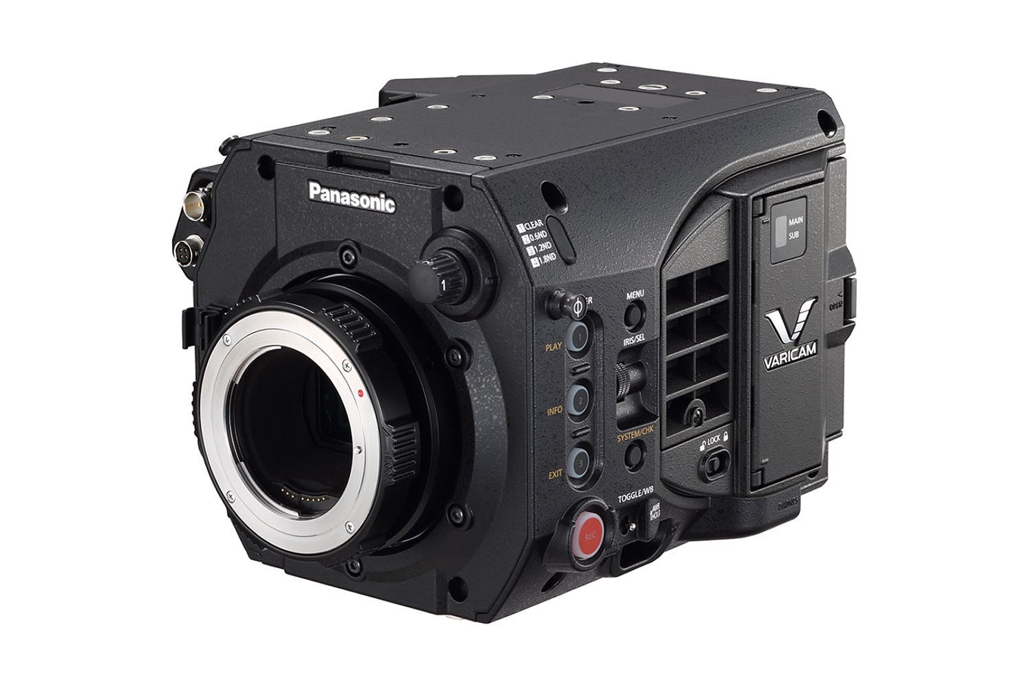 Panasonic Cinema VariCam LT 4K S35 - 250 EUR/day, 800 EUR/week