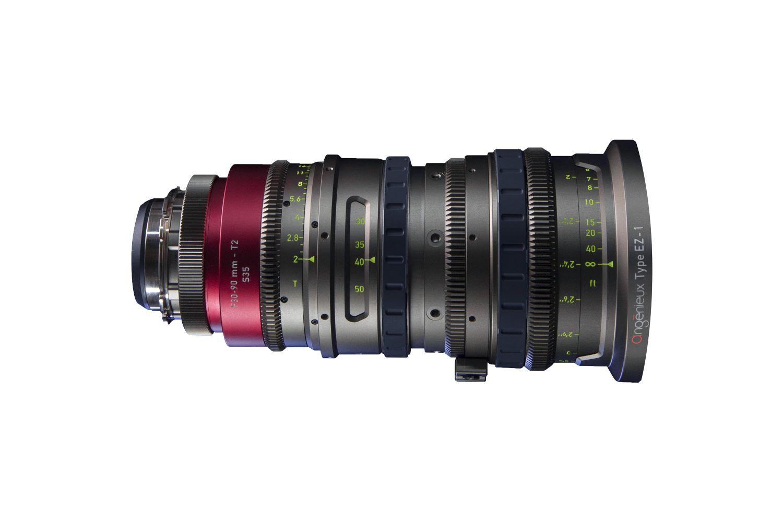 Angenieux EZ1 30-90 mm T2 - 250 EUR/day, 850 EUR/week