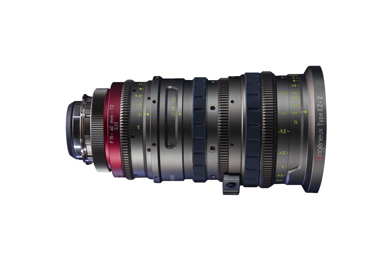 Angenieux EZ2 15-40 mm T2 - 250 EUR/day, 850 EUR/week