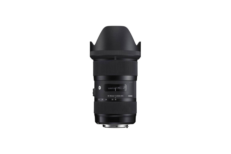 Sigma 18-35 mm f/1.8 DC HSM Art Canon EF Mount - 40 EUR/day