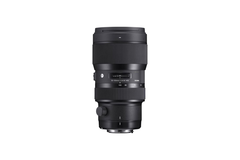 Sigma 50-100 mm f/1.8 DC HSM Art Canon EF Mount - 40 EUR/day