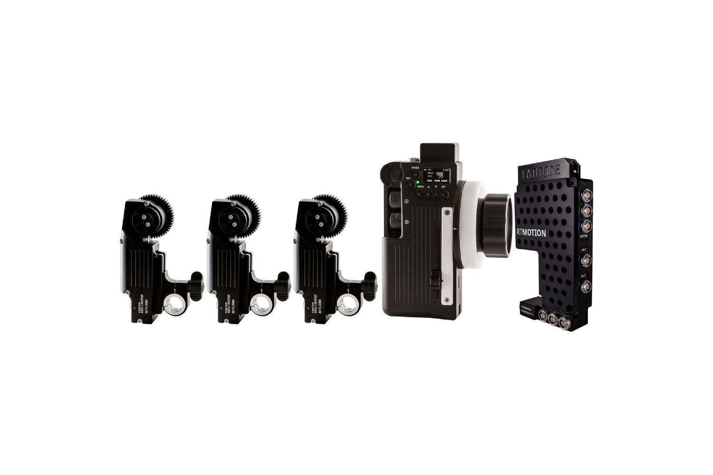 RTMotion Sidekick RED DSMC2 - 3 motors - 400 EUR/day