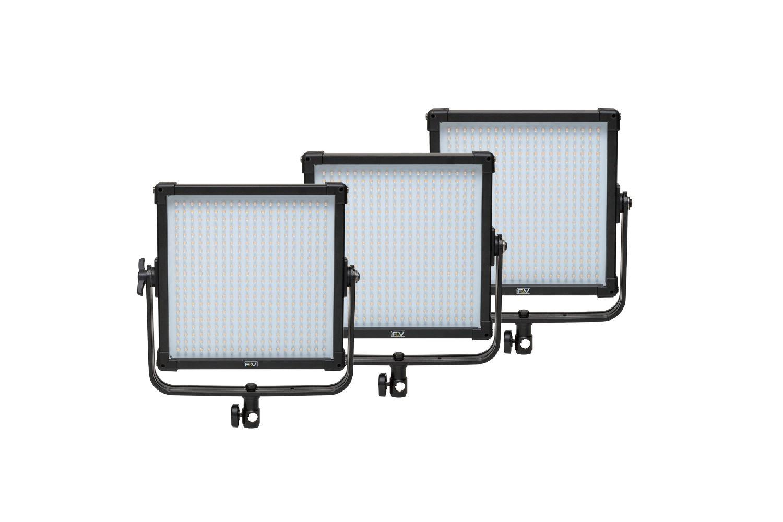 F&V K4000S SE Bi-Color 3 Light Kit - 25 EUR/day