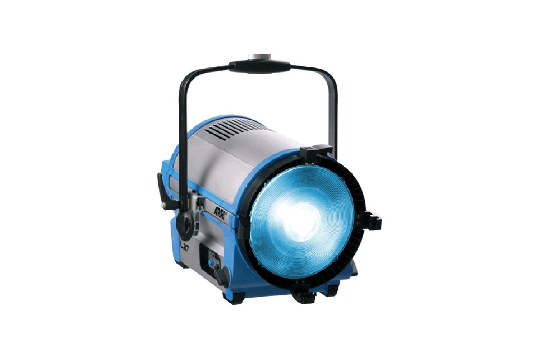 ARRI L10-C Color LED Fresnel - 50 EUR/day