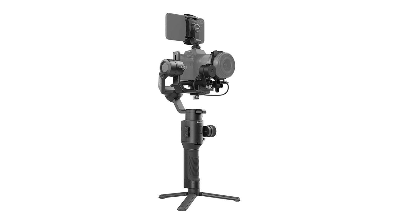 DJI Ronin-SC Gimbal Stabilizer Pro Combo Kit - 30 EUR/day