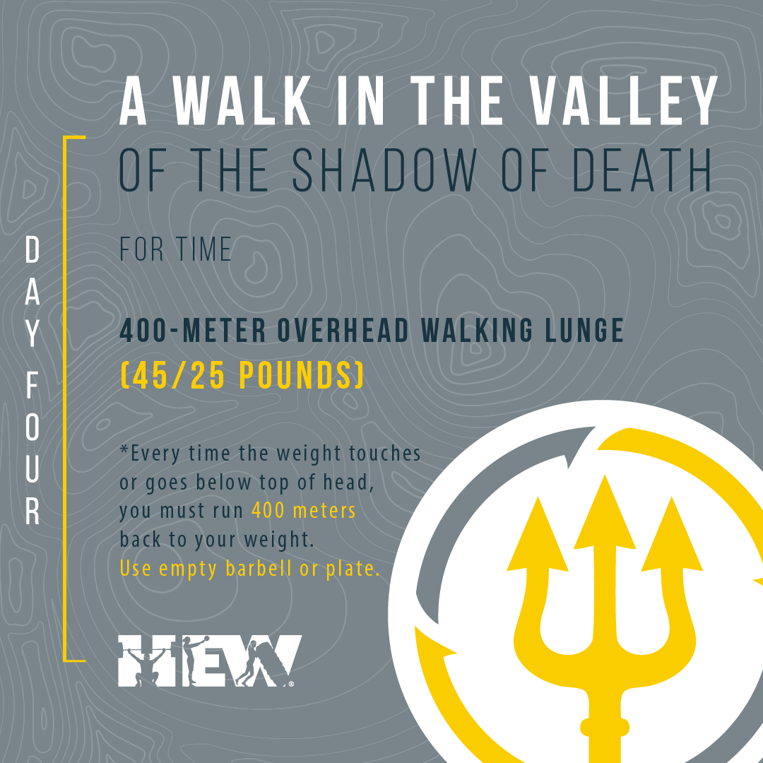 Hell Week 2019 Benchmark - A Walk in the Valley.png