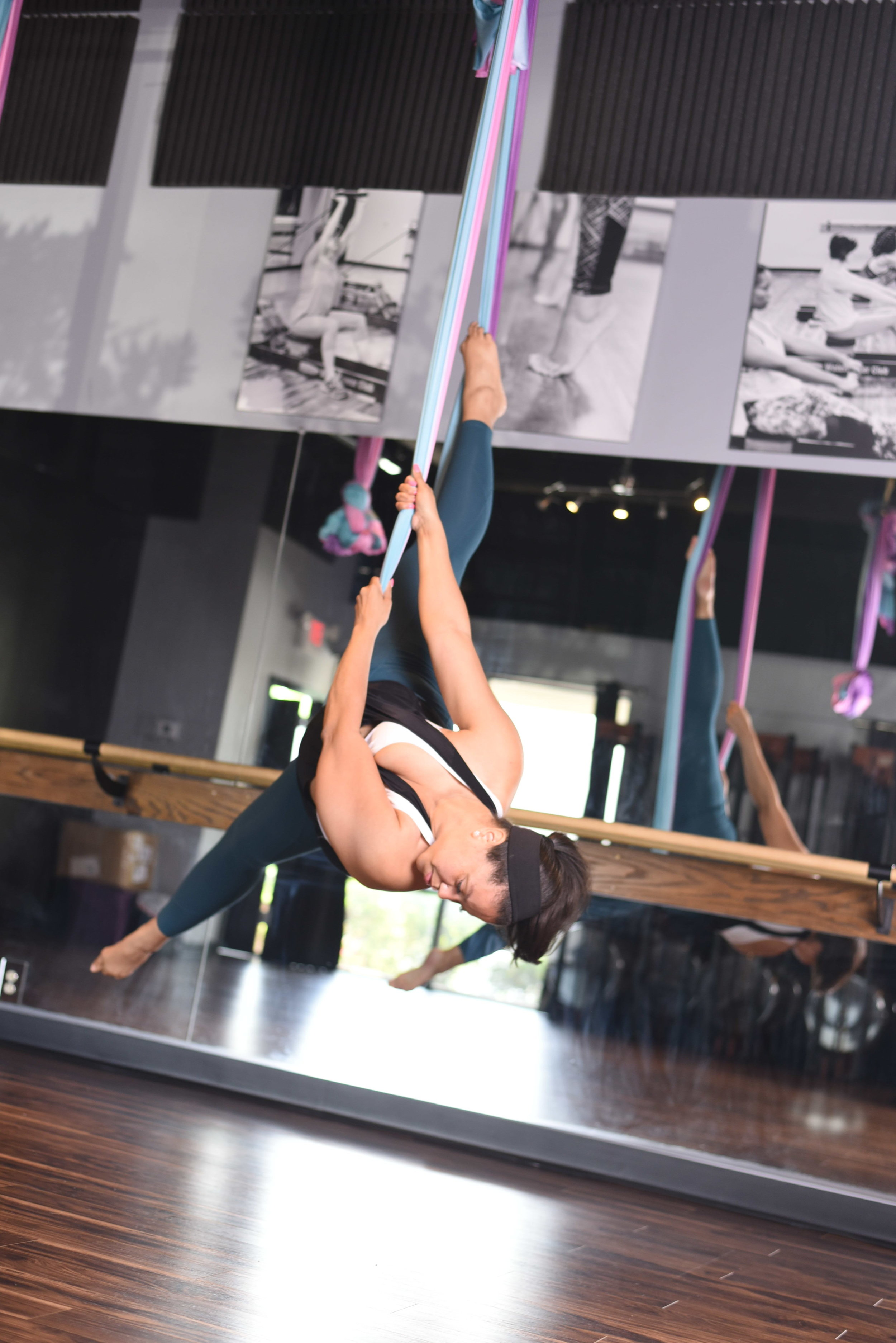 SKY KANDY - 15 MINUTES SKY BARRE35 MINUTES SKY KANDY TRICKSLEARN FUN SIMPLE TRICKS ON LOW AERIAL SLING