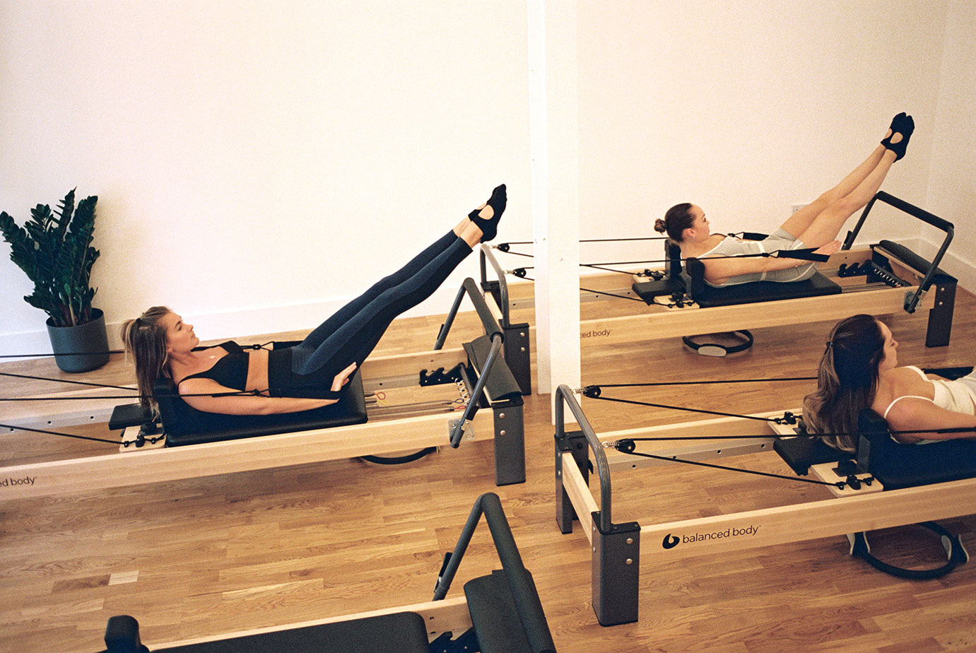 Small Group Reformer Pilates Classes London