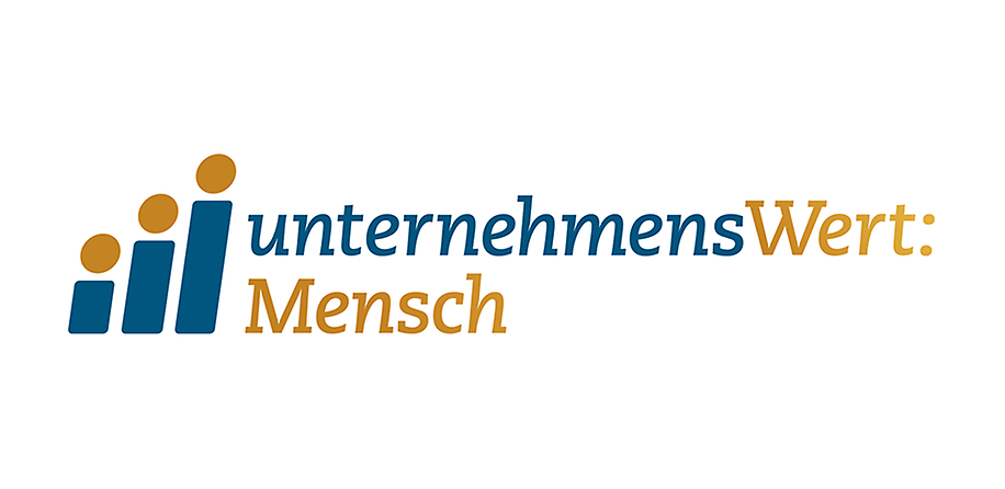 UnternehmensWert:Mensch - Helping SME prepare for future challenges in the labour market.Topics: Personnel Management and Development, Leadership, Knowledge Management, DigitisationProfessional process consultation involving the stakeholders.In order to qualify, companies need to have existed for a minimum of two years. Companies with less than 10 employees are subsidised with 80% of the consultancy fees, all other SME with 50%.The programme is run by the Federal Ministry of Labour and Social Affairs (BMAS)
