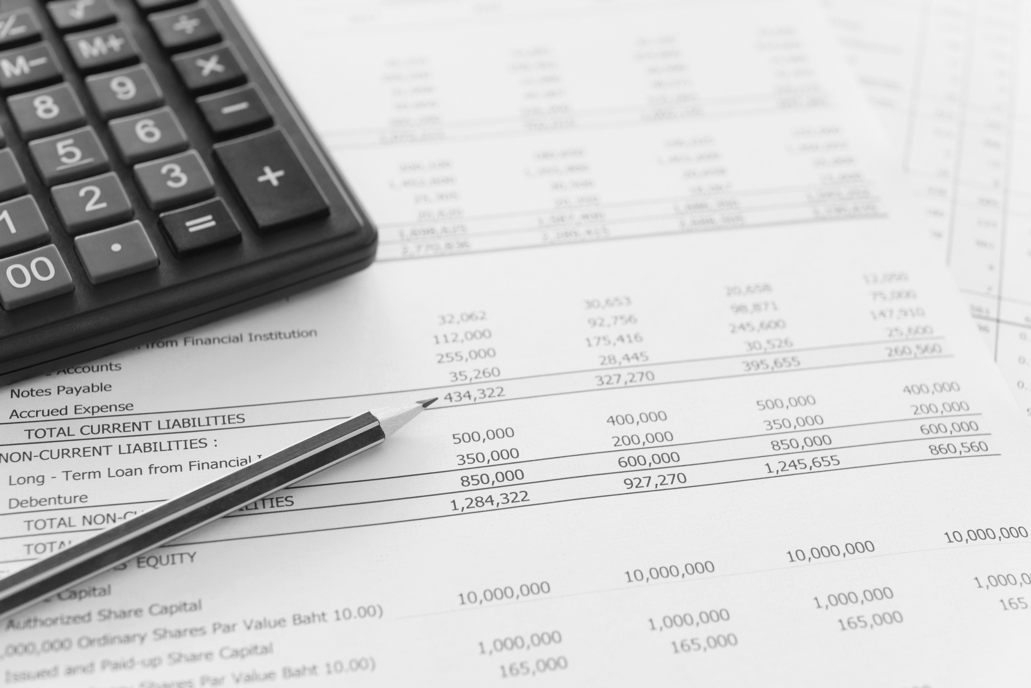 Accounting - Payroll FacilitationBookkeepingAccounting Software