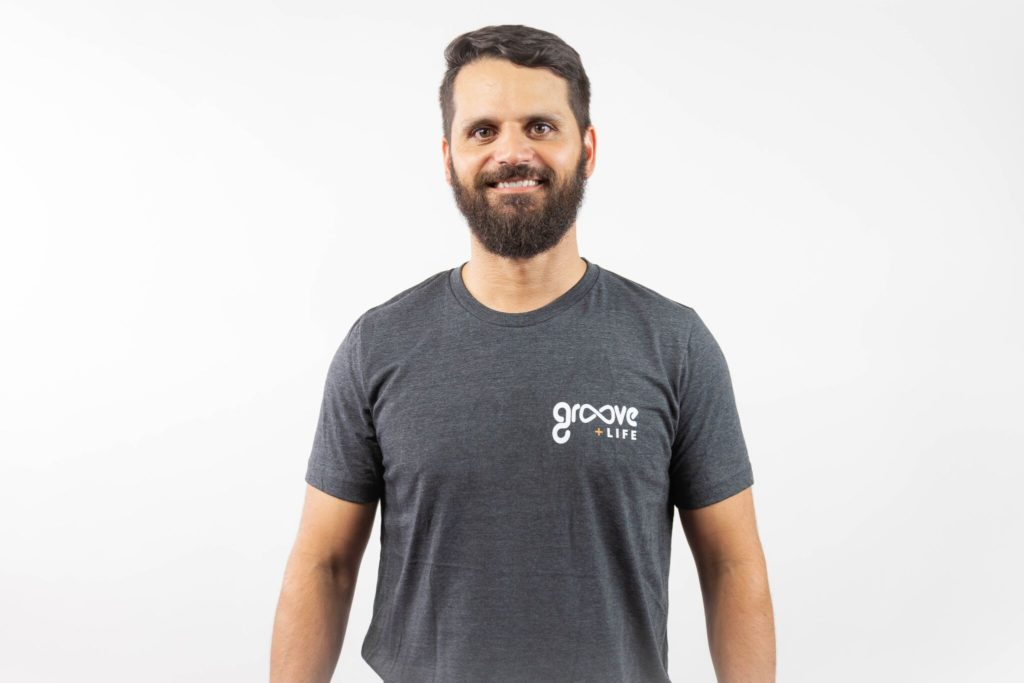 Groove Life Founder and CEO, Peter Goodwin