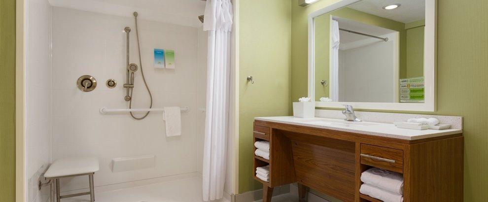 Accessible Bathroom Suite
