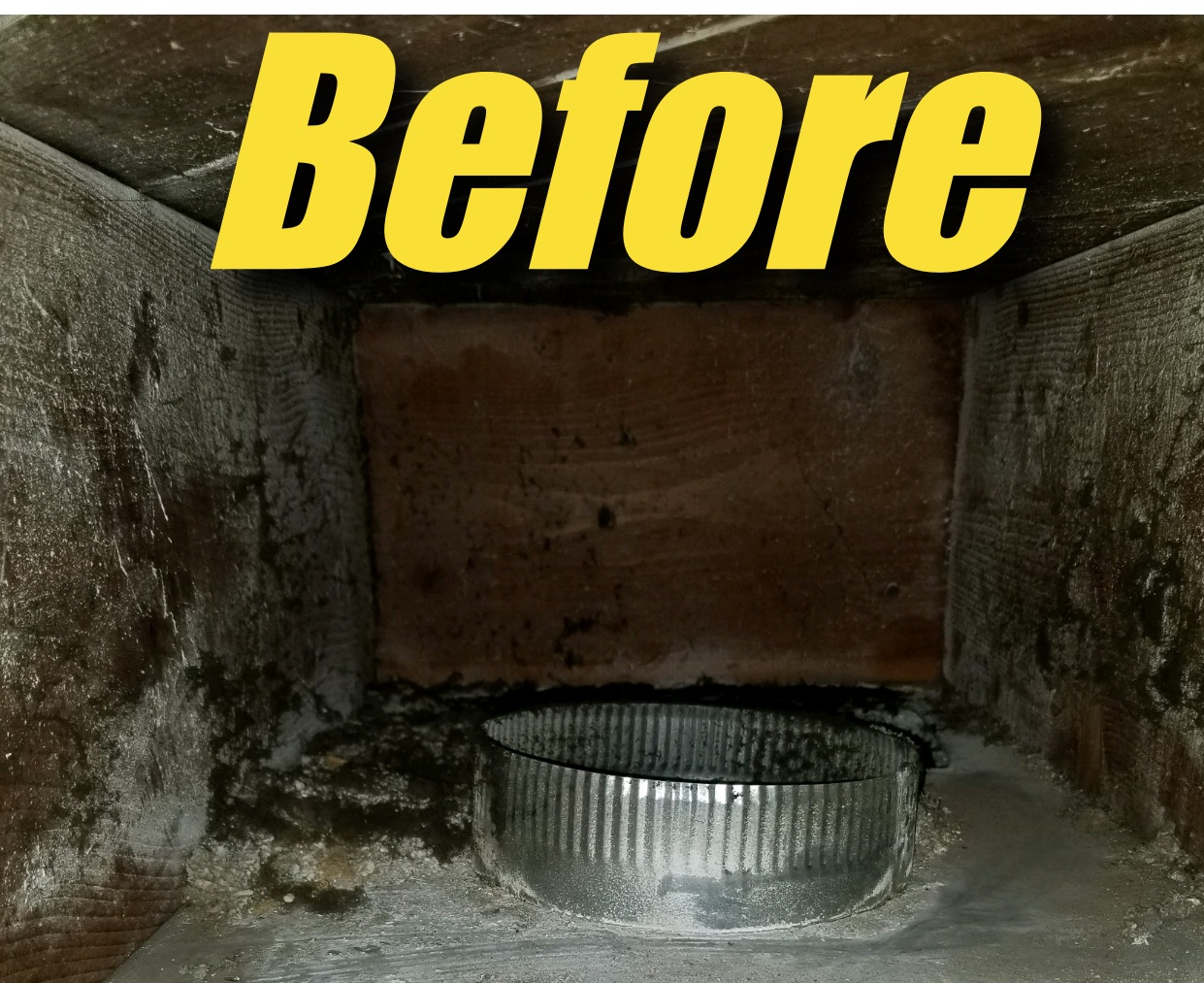 Scrubber Duct did a great job on my new home! They were very easy to work with, and very friendly. The before and after photos were great to see.