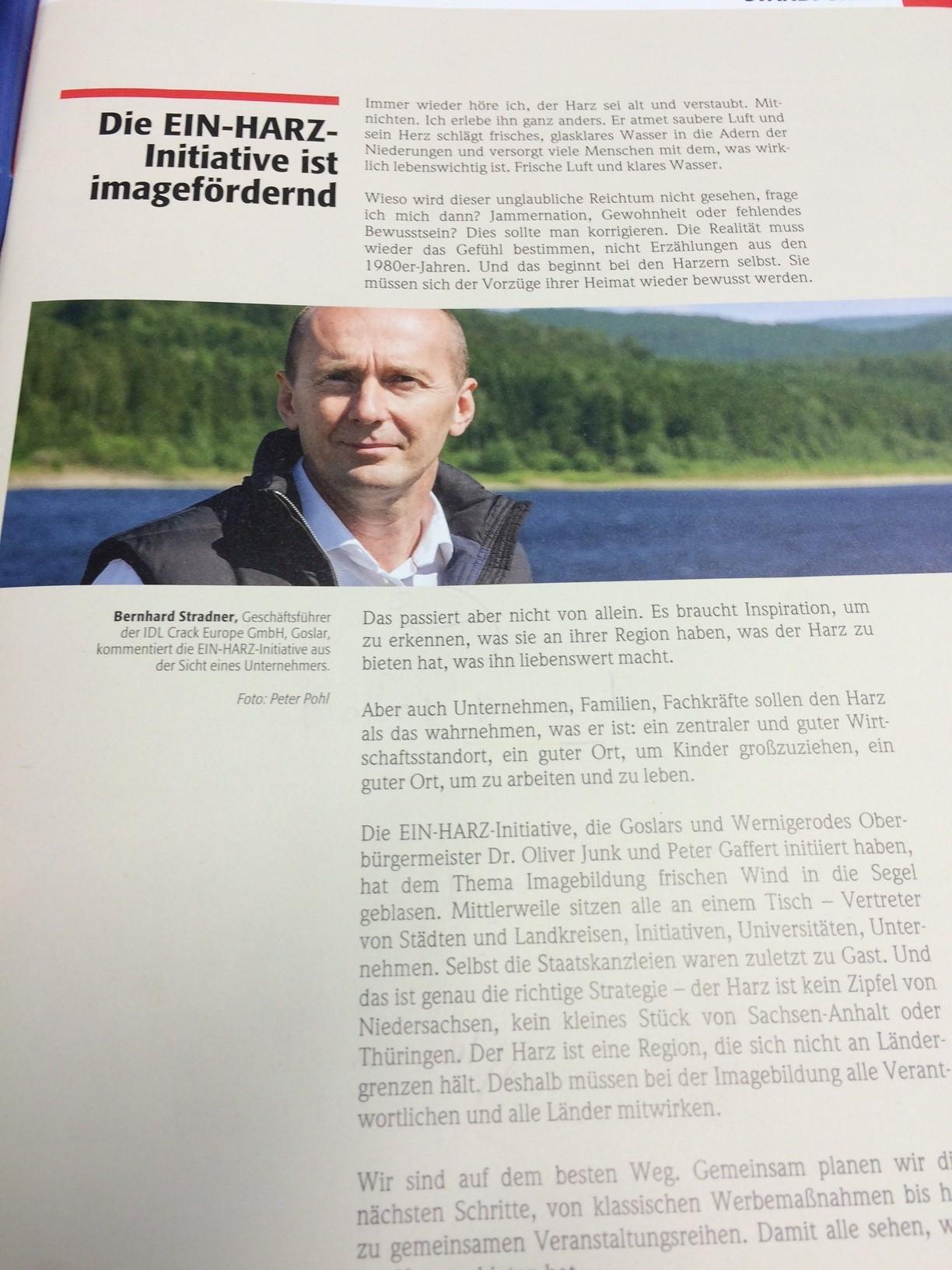 Quelle: IHK-Zeitschrift Braunschweig, Juli 2016