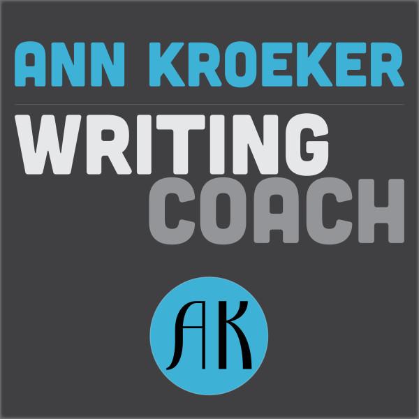 Ann Kroeker Writing Coach podcast