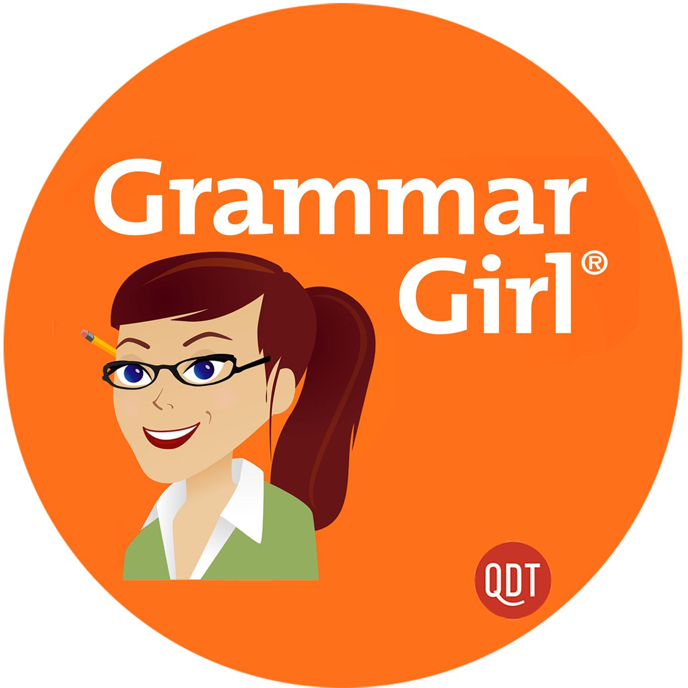 Grammar Girl podcast