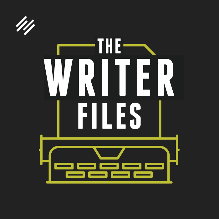 The Writer Files podcast