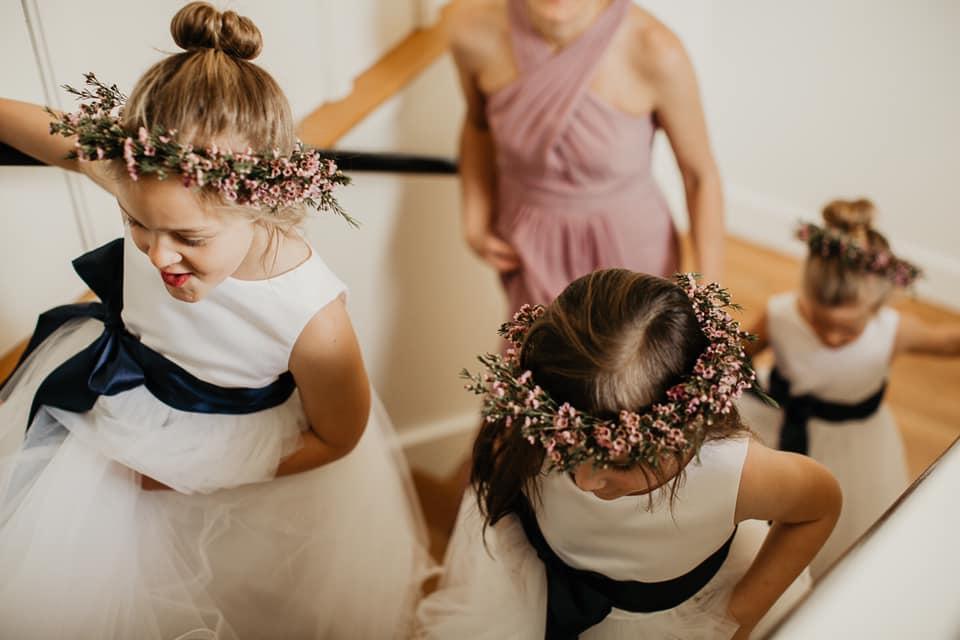 Charleston florist wedding