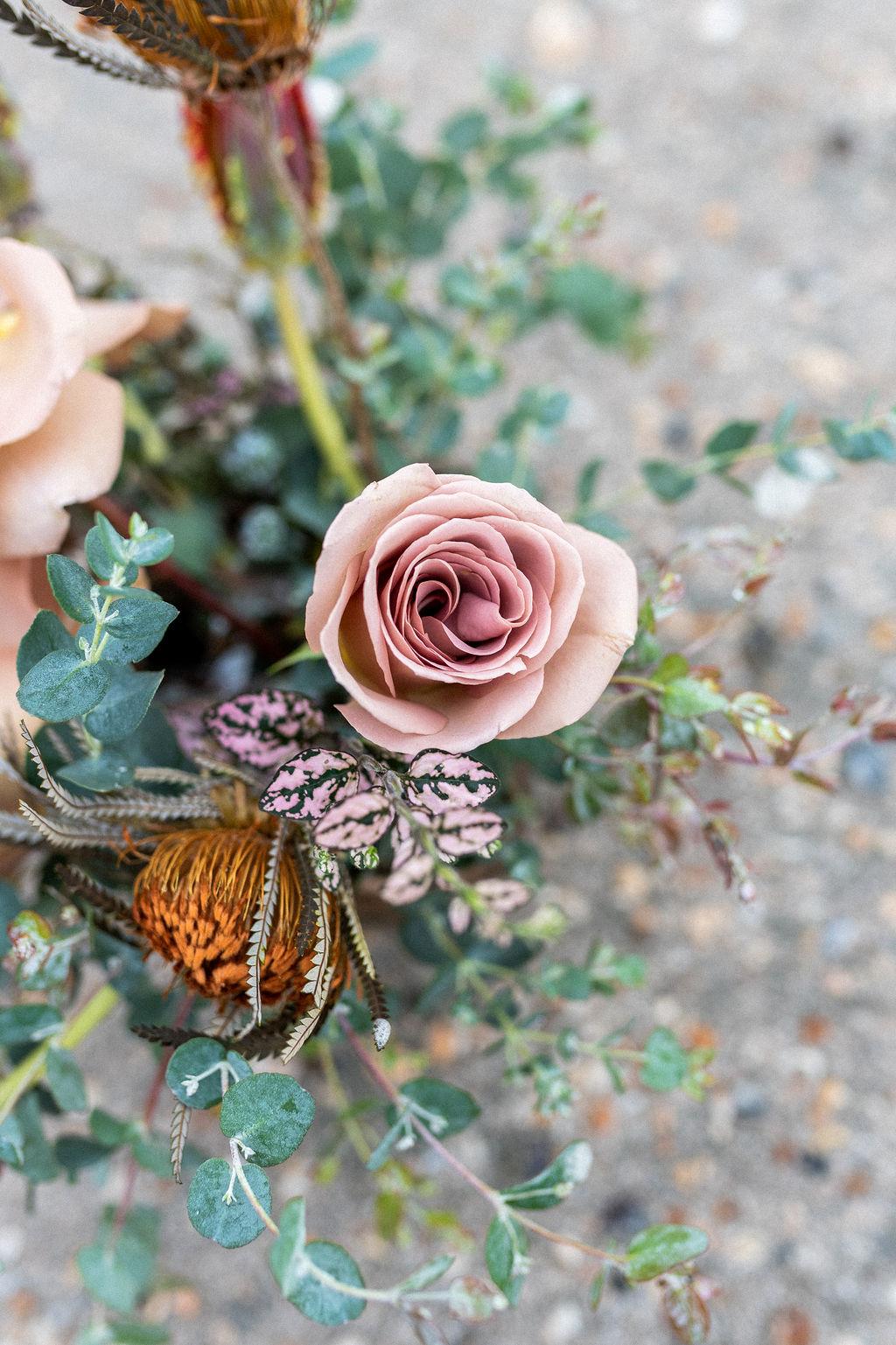 Editorial designer florals