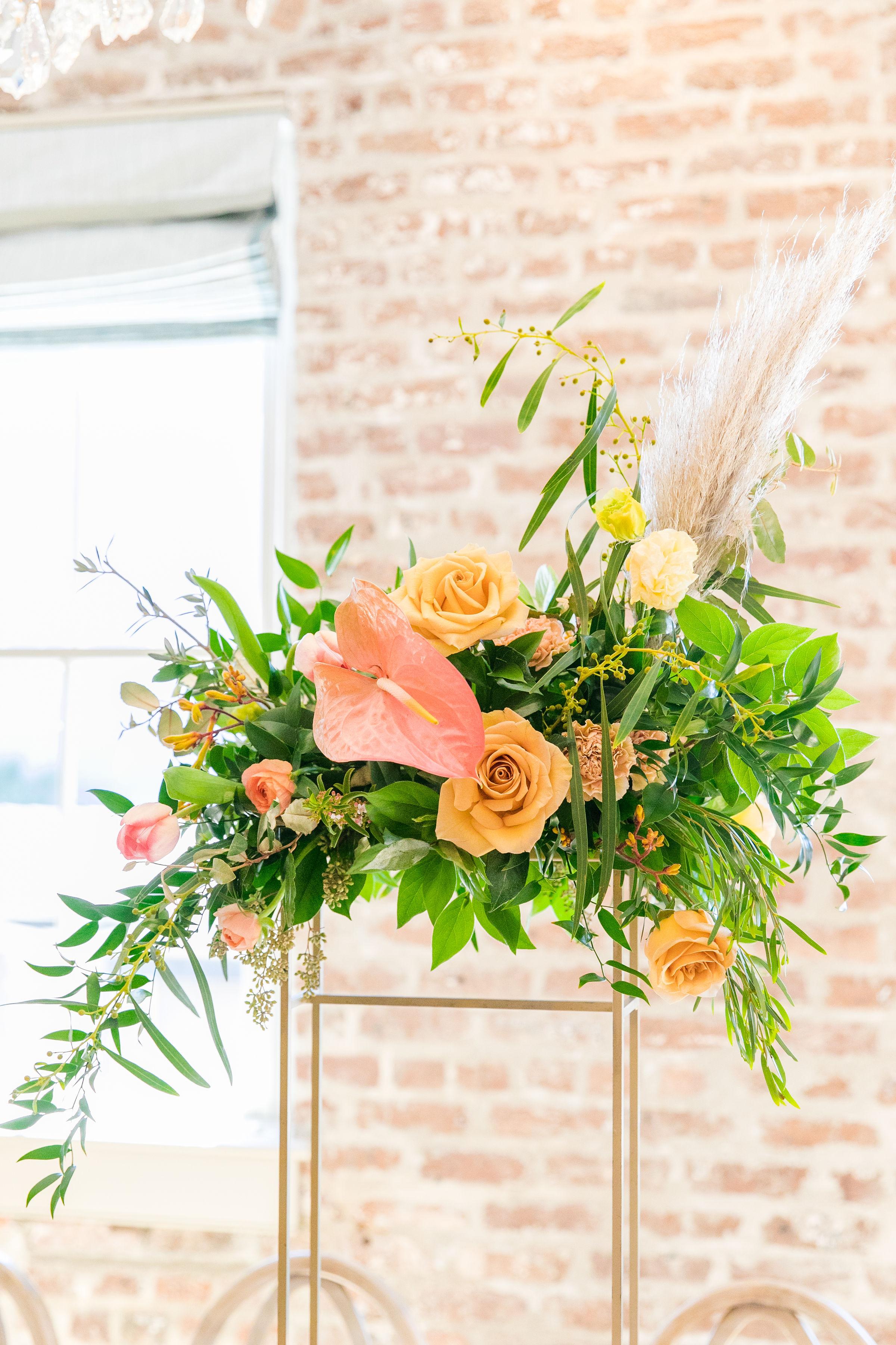 Charleston event florist
