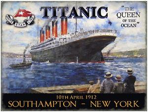 titanic advertisement