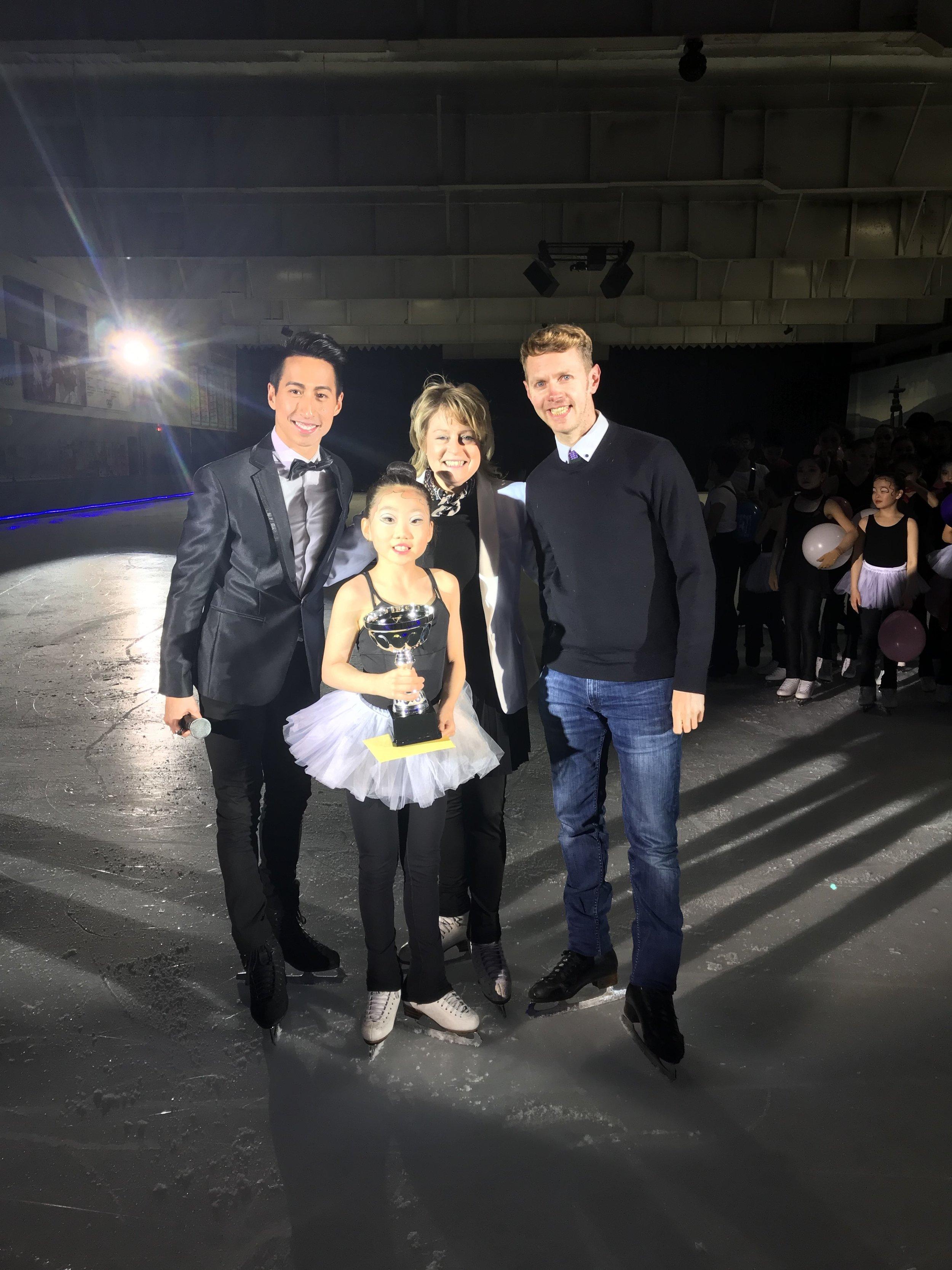 Kara Yun - 2019 Champs International Most Improved Sr B Skater