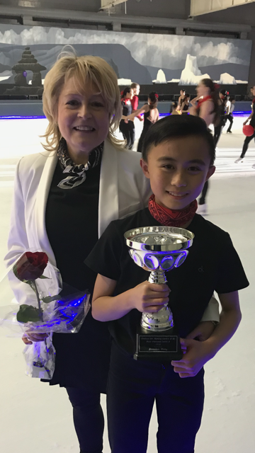 Brendan Wong - 2019 Champs International Most Improved Sr A/Advanced Skater