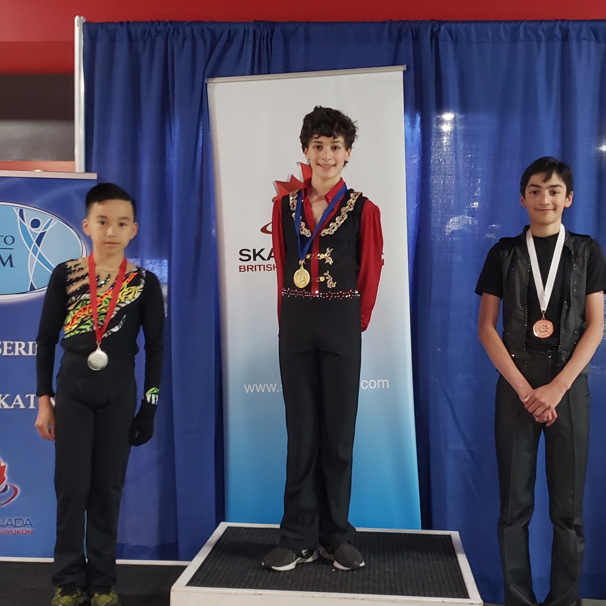 Ron Vainer - Champs International Skater of the Month!
