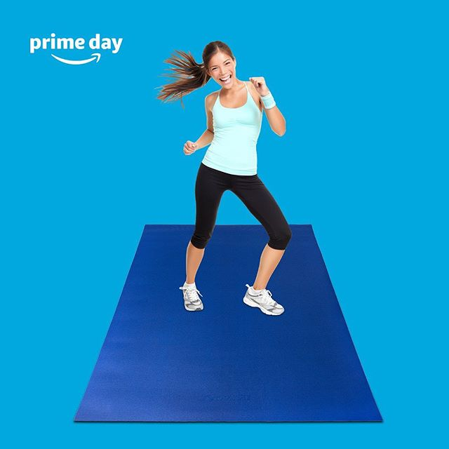 Finally, an exercise mat that won't rip when you wear shoes! 🤸♂️ 2X the width of a yoga mat, the Cobalt FIT exercise Mat is designed for HIIT Workouts. Comfortable and non-slip, the Cobalt FIT Exercise Mat is made for the athlete that uses App-Based workouts. 💪🏼 Prime Day Exclusive Discount of 30% off $99.99 Retail Price! Limited quantities available, color choices of Blue and Black!  Look for us on Amazon, or use the link in our bio to see the Cobalt FIT mat!  #primeday #exercisemat #nashville #nashvilleworkout #hiitworkout #musiccityfit