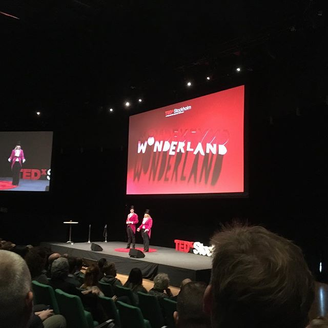 #tedxstockholm Such an inspiring day; great speakers, great ideas on topics ranging from how Ai is changing the role of diplomacy to how reduce the risk recidivism by teaching computer programming in prisons to how to transform torture into power. #visitstockholm #visitsweden #ideas #inspiration