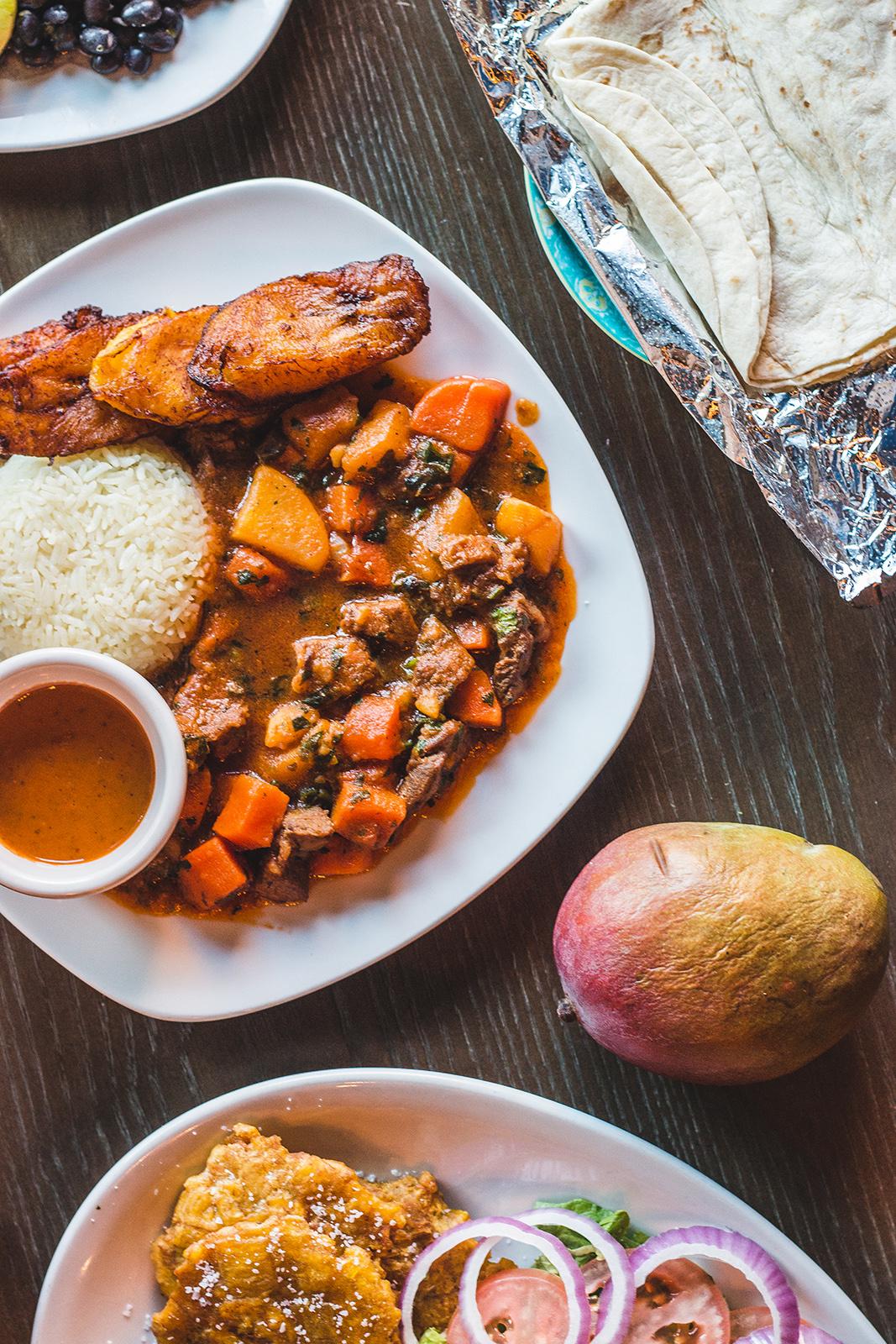 arepazo restaurant filipino food