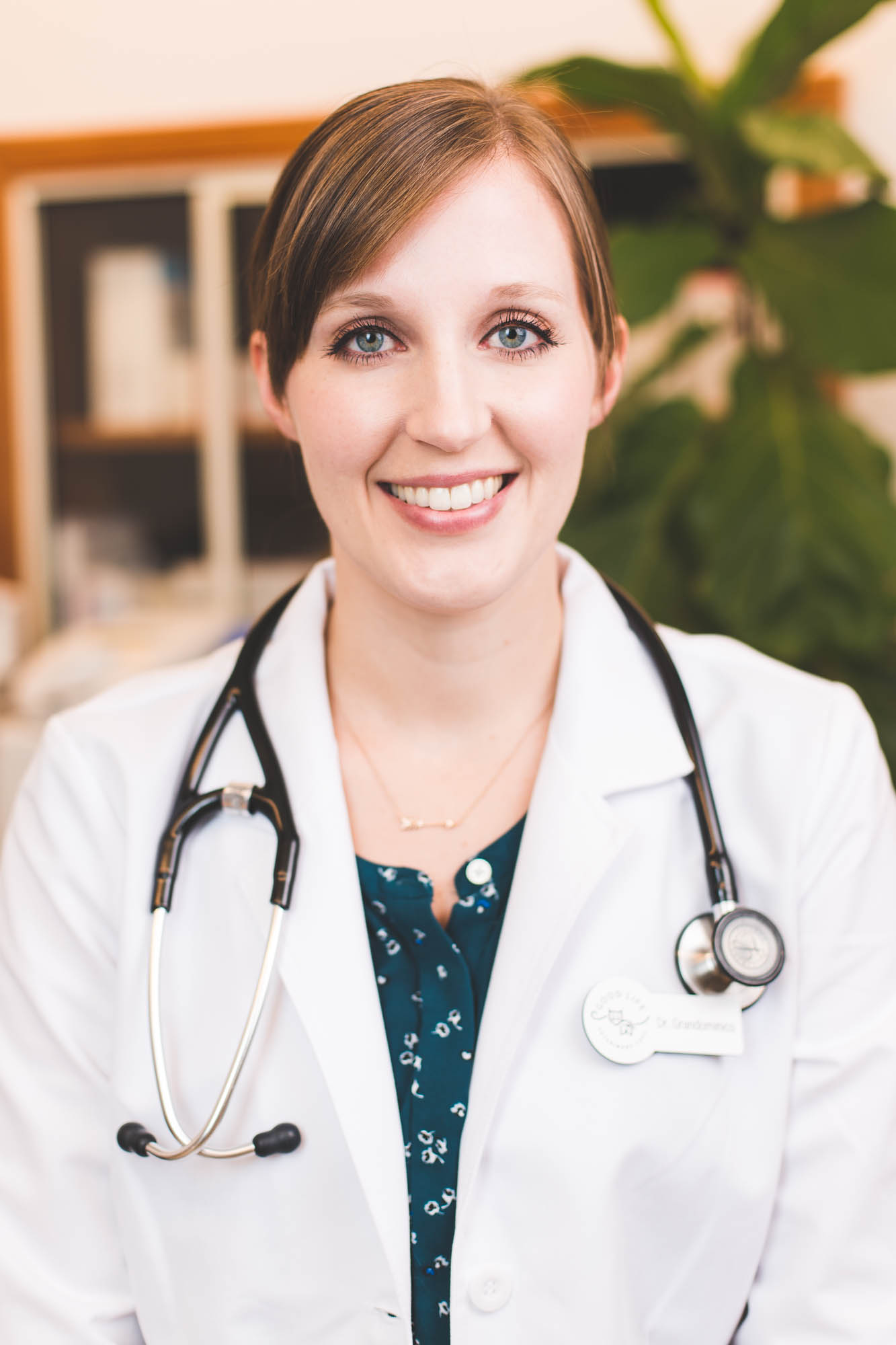 Vet Clinic Headshot